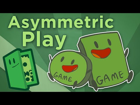 Asymmetric Play - Can One Game Cater to Many Playstyles? - Extra Credits