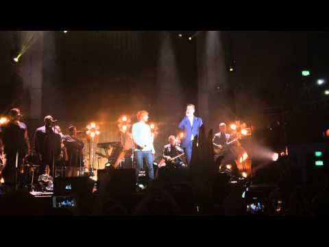 Sam Smith/Ed Sheeran — Stay With Me (Manchester Albert Hall 29/10/14)