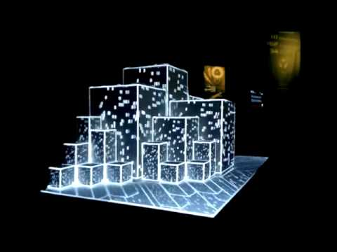 Projection Mapping Cubes Projection Mapping on 3d Cubes
