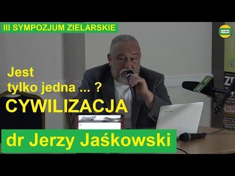 Dr Jerzy Jaśkowski Wykład Na III Sympozjum Zielarsko - Medycznym, Zawiercie 2019, Część 2