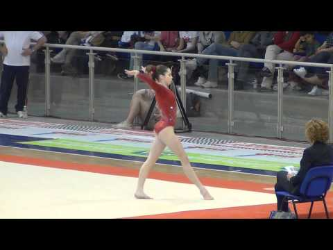 McKayla Maroney (USA) Jesolo 2012 - FX