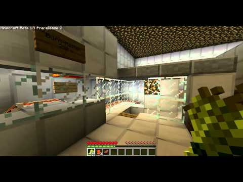Fully automatic slaughterhouse (cows, pigs and sheep) 1.9 - Minecraft
