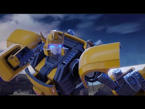 TRANSFORMERS: Forged to Fight APK Cover