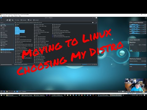 Moving to Linux Part 3-Choosing my Distro! EP-208