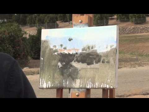 Field Sketch -  Redlands Orange Estate - By Fariad video