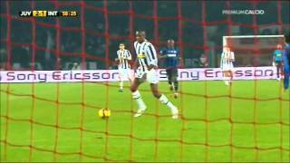 Gol di Claudio Marchisio in Juventus - Inter 2-1 - Claudio Zuliani