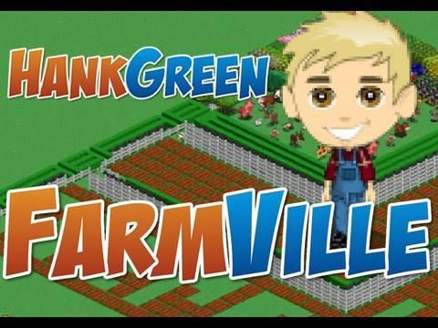 Hank Green - Farmville A Song
