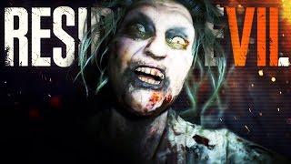HOUSE OF HORRORS   Resident Evil 7 - Part 3