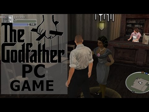 The Godfather PC Game + Tradução + Mod de munição infinita e sangue