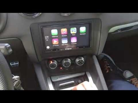 Audi TT Ashtray Dock For IPhone S And IPhone LLTYWWKW By - Audi iphone 6 car cradle
