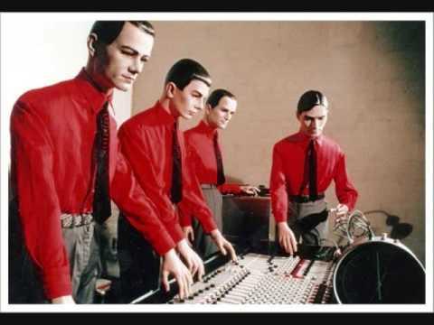 Kraftwerk The Robots Spacelab