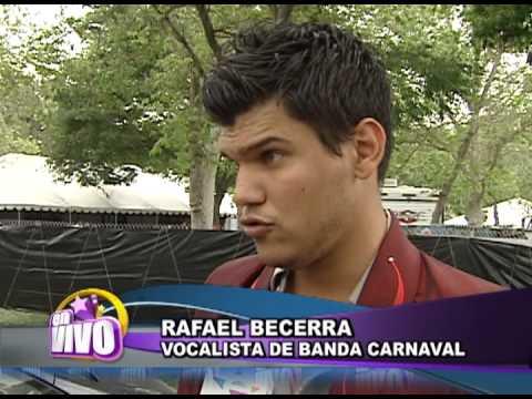 Horacio Palencia no niega haberle bajado la novia a Rafa de Banda Carnaval. EN VIVO