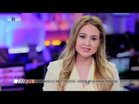 Sevimli TV Zamon about CATF 2018 in Uzbek