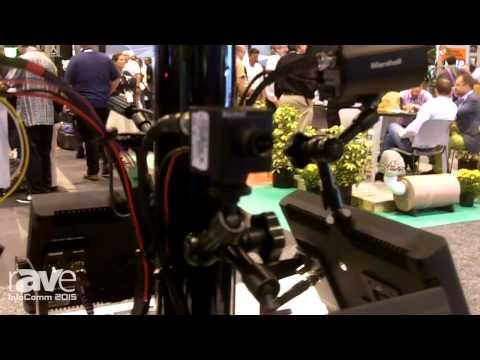 InfoComm 2015: Marshall Electronics Exhibits CV500-M2 Full-HD Miniature Broadcast Camera