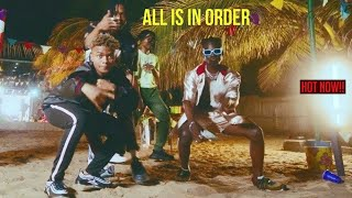 MAVINS RECORDS - ALL IS IN ORDER (LYRICS VIDEO)FT DON JAZZY,KOREDE BELLO,DNA,REMA,CRAYON
