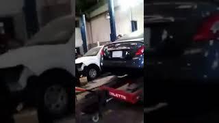 Celette alignment in Saudi Arabia of Nissan?