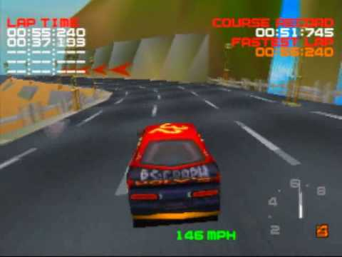 Motor Toon Grand Prix (2) Mini-Games - Playstation