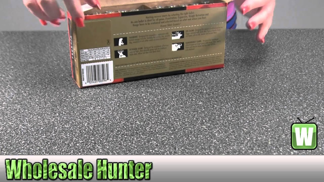 Federal cartridge 375 h amp h 300gr nosler partition vital shok p375f