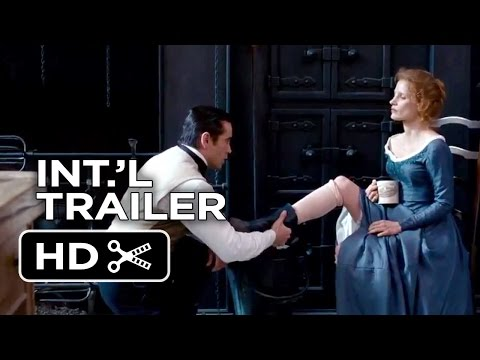 Miss Julie Norwegian TRAILER (2014) - Jessica Chastain, Colin Farrell Drama HD