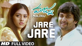 Jare Jare Full Video Song Majnu Nani Anu Immanuel Gopi Sunder Telugu Songs 2016