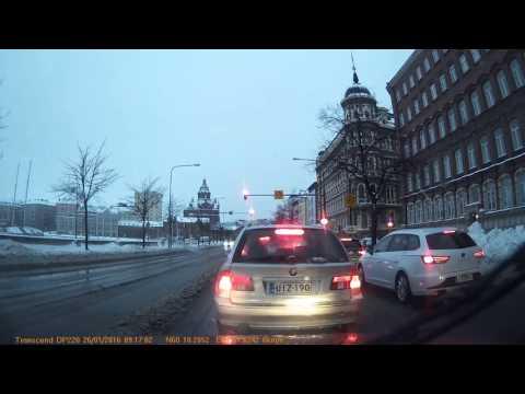 Transcend Drivepro 220 26 01 2016 Helsinki Finland