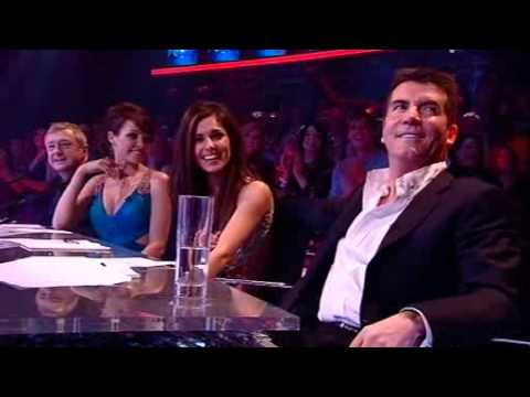 The Auditionees - I Have a Dream (itv.com/xfactor)