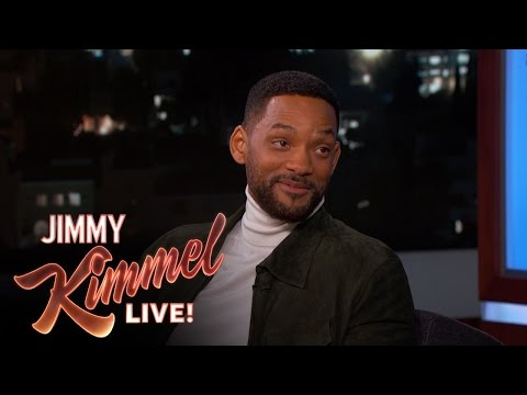 Will Smith on Touring the World