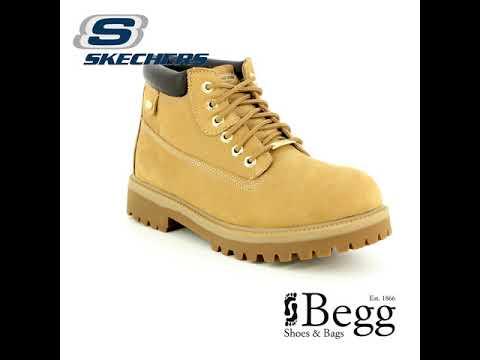 Skechers Sergeants 04442 WTG boots