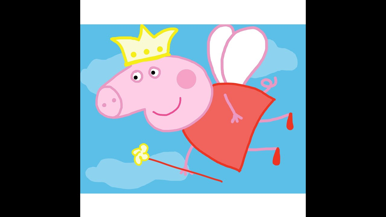 Рождество Пеппы - Играть в свинка пеппа онлайн