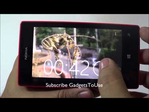 Nokia Lumia 520 Camera Review With Photo. Video Samples Day and Low Light HD