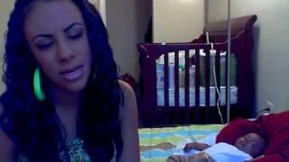 Christina Treadway Niglet Killer Sing Modern Negro Spirituals In Giant Day Glo Hoop Earrings