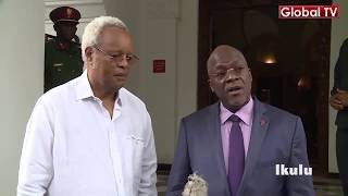 Full Video: Lowassa Alivyomtembelea Magufuli Ikulu