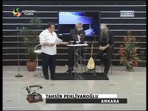 ALPARSLAN TÜRKEŞ''İN KORUMASI TAHSİN PEHLİVANOĞLU TÜRÜT SHOW'DA-1-