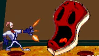 Earthworm Jim 2 (Genesis) Playthrough (No Death)