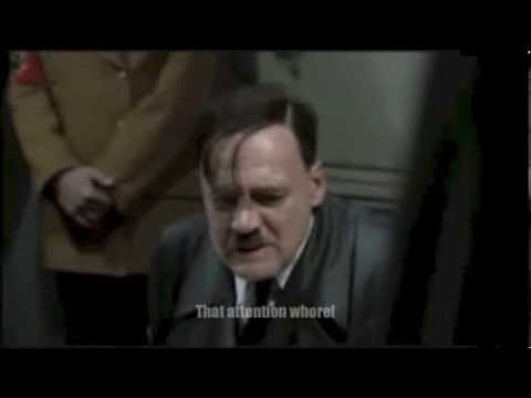 Hitler Learns Tila Tequila Is A Nazi