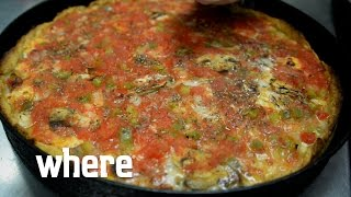 How to Make a Chicago-Style Deep Dish Pizza