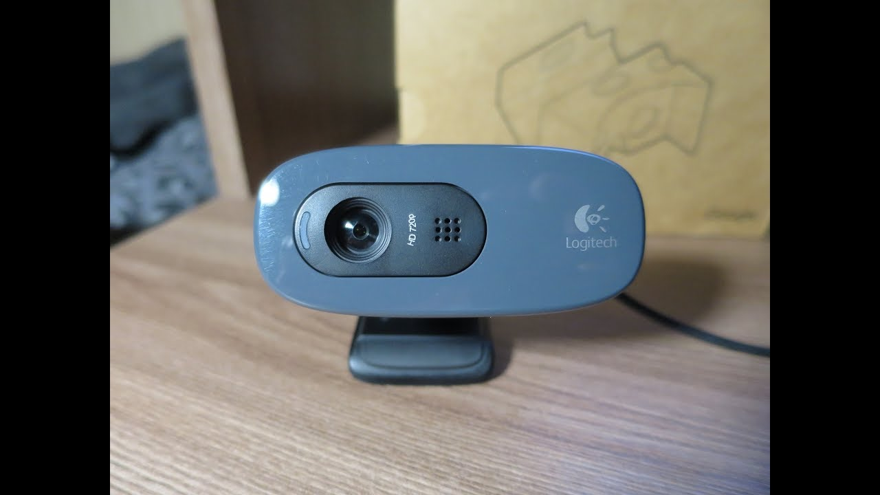 Как сделать с камеры logitech