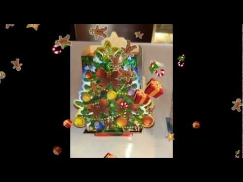 Video faroles navide os feliz navidad 2012 youtube for Disenos de faroles