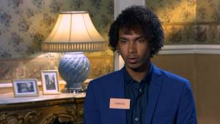 Mr World 2014 - Interview - Curacao