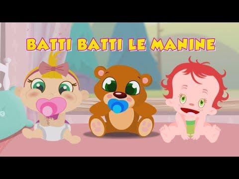 Batti le manine song videolike for Canzoncini per bambini piccoli