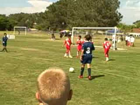 9 year old Left-footed Beckham
