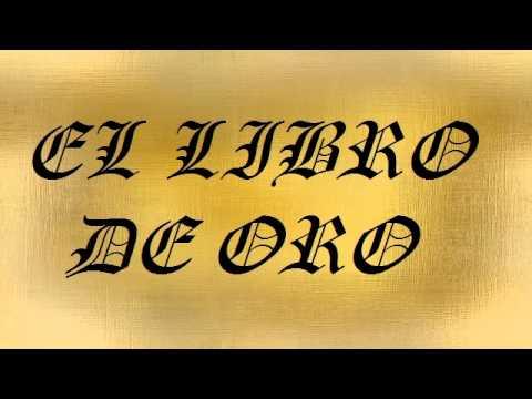 libro oro saint: