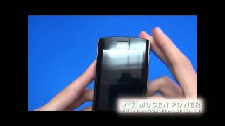 Acer Liquid Metal S120 3600mAh Mugen Power extended battery [HLI-S120XL]
