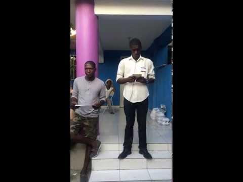 Haiti Speech March 2014