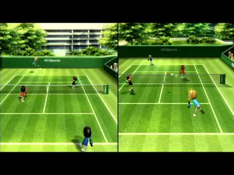 Wii Have Fun #37- Tennis (Game 7)