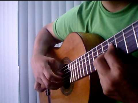 ejercicios guitarra mano derecha formula 3 Abel Carlevaro