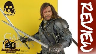 "Threezero | GAME OF THRONES  Sandor Clegane ""The Hound"" Review [ENGLISH/ENGLISCH]"