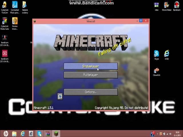 Mýchovi Tutolialy - Jak se v Minecraftu stát hackerem