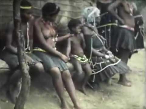 Amazing African Tribal Dance