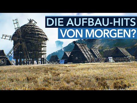 Mehr Aufbau, mehr Mittelalter: 10 Spiele für eure Steam-Wunschliste